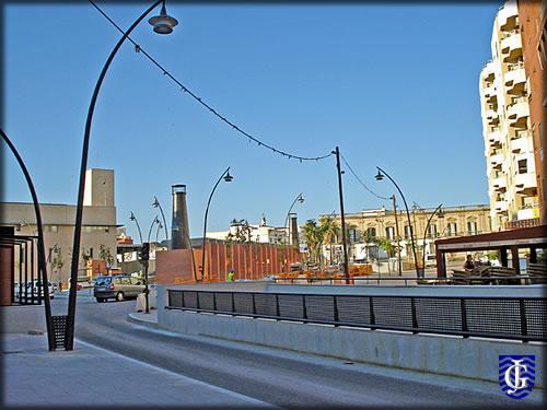 Plaza de la estaci n en jerez for Plaza de la estacion fuenlabrada