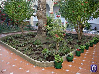 Jard n escuelas el salvador jerezsiempre monumentos for Jardines pequenos para escuelas