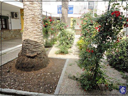 Jardin plaza artesania de nueva jarilla jerezsiempre for Jardin plaza