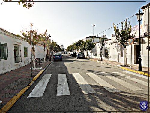 Calle real en nueva jarilla jerezsiempre monumentos for Piscina nueva jarilla
