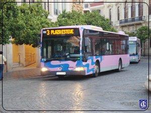 callejero autobuses: