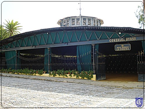 Bodega La Concha de Gonzalez Byass en Jerez
