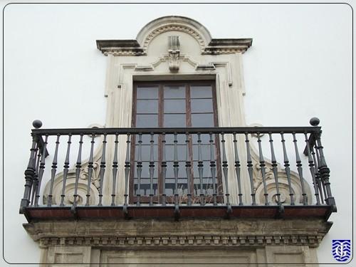 Balc n calle corredera 49 jerezsiempre monumentos for Balcon in english