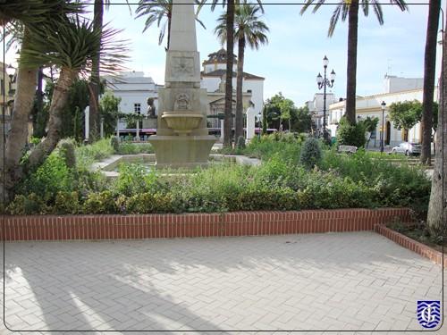 Jardin plaza de las angustias jerezsiempre monumentos for Jardin plaza