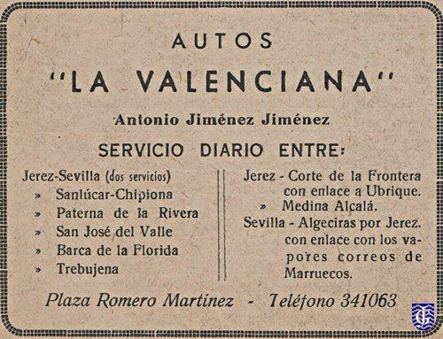 guia valencia callejero: