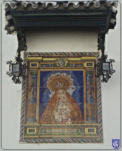 azulejo virgen del valle jerezsiempre monumentos