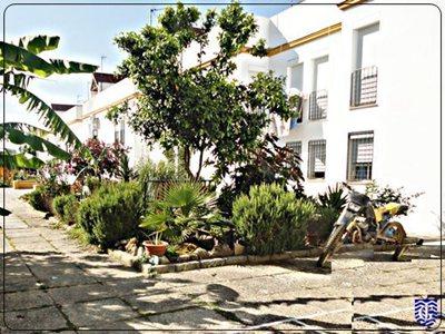 Jard n plaza maria auxiliadora lb jerezsiempre for Jardin 3 marias